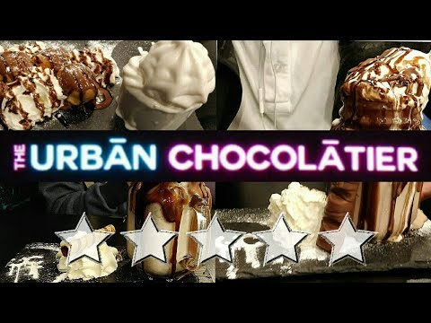 The Urban Chocolatier Food Vlog #3 | Review