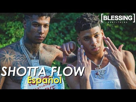 NLE Choppa – Shotta Flow ft. Blueface (Español)