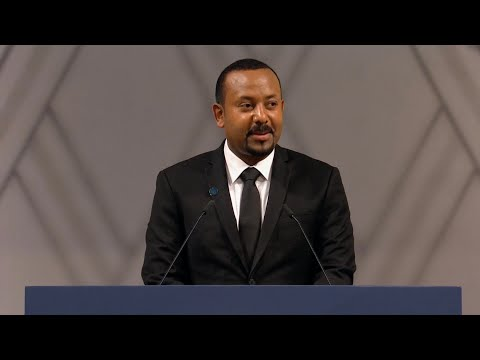 Nobel Lecture: Abiy