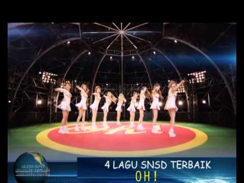 DinusSpot   4 Lagu SNSD Terbaik