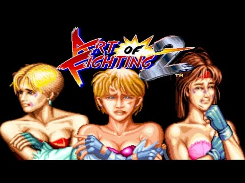 Art of Fighting 1 u0026 2   ARCADE   ALL Executions