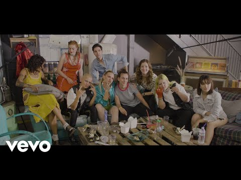 Tove Lo - bitches (Behind The Scenes) ft. Charli XCX, Icona Pop, Elliphant, ALMA