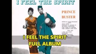 PRINCE BUSTER - I FEEL THE SPIRIT (FULL ALBUM)