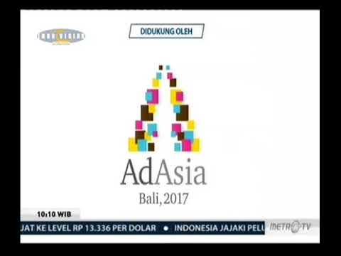 Indonesia Tuan Rumah Ad Asia 2017 22 08 2017LR
