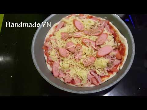 Cách làm piza