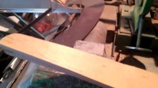 як зробити дерев'яну гвинтівку