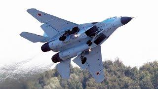 В Жуковском показали новейший истребитель МИГ-35