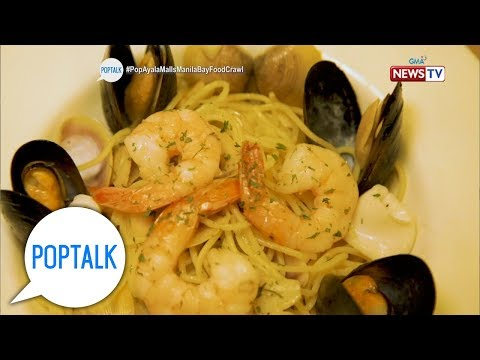 PopTalk: Tasty Italian Cuisine At 'Mama Lou's'