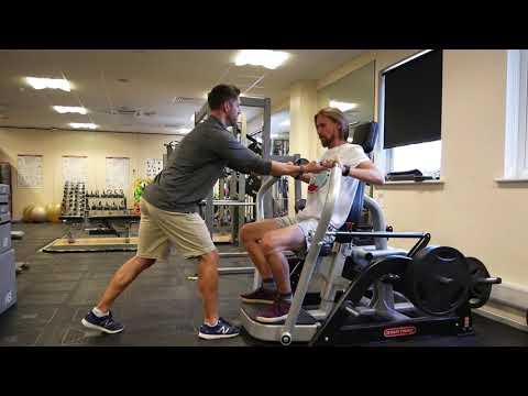 James Fisher & James Steele Train Simon Shawcross | HITuni