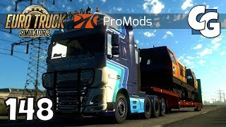 Euro Truck Simulator 2 Ep. 148 Welcome to the Southern Region ETS2 Southern Region Gameplay