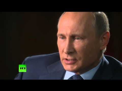 L'interview de Vladimir Poutine aux chaînes américaines : les meilleurs extraits