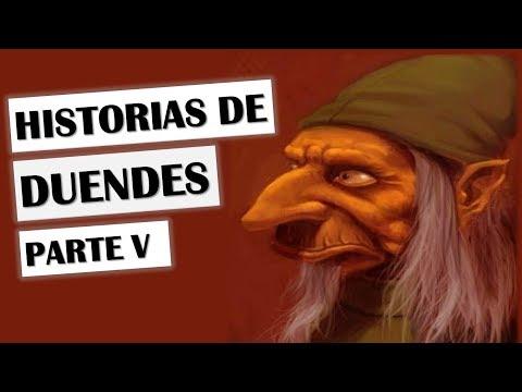 HISTORIAS DE DUENDES V (RECOPILACIÓN DE RELATOS DE TERROR)