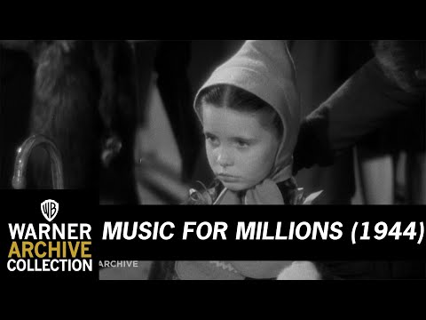 Music For Millions 1944 – Lost in Grand Central