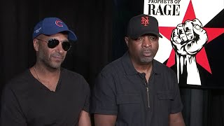 prophets of rage get comfortable with seeing us