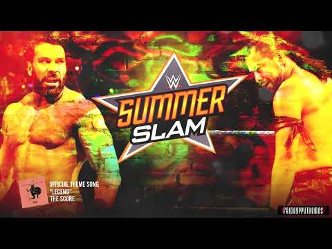 WWE Summerslam 2017 2nd Official Theme Song -