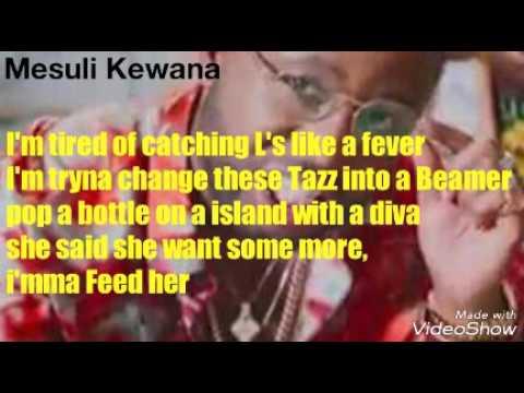 Tito mboweni ( lyrics) by Mesuli Kewana