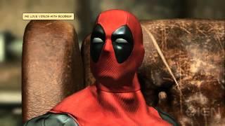 Deadpool - Game Announcement Trailer [Rus DuB]