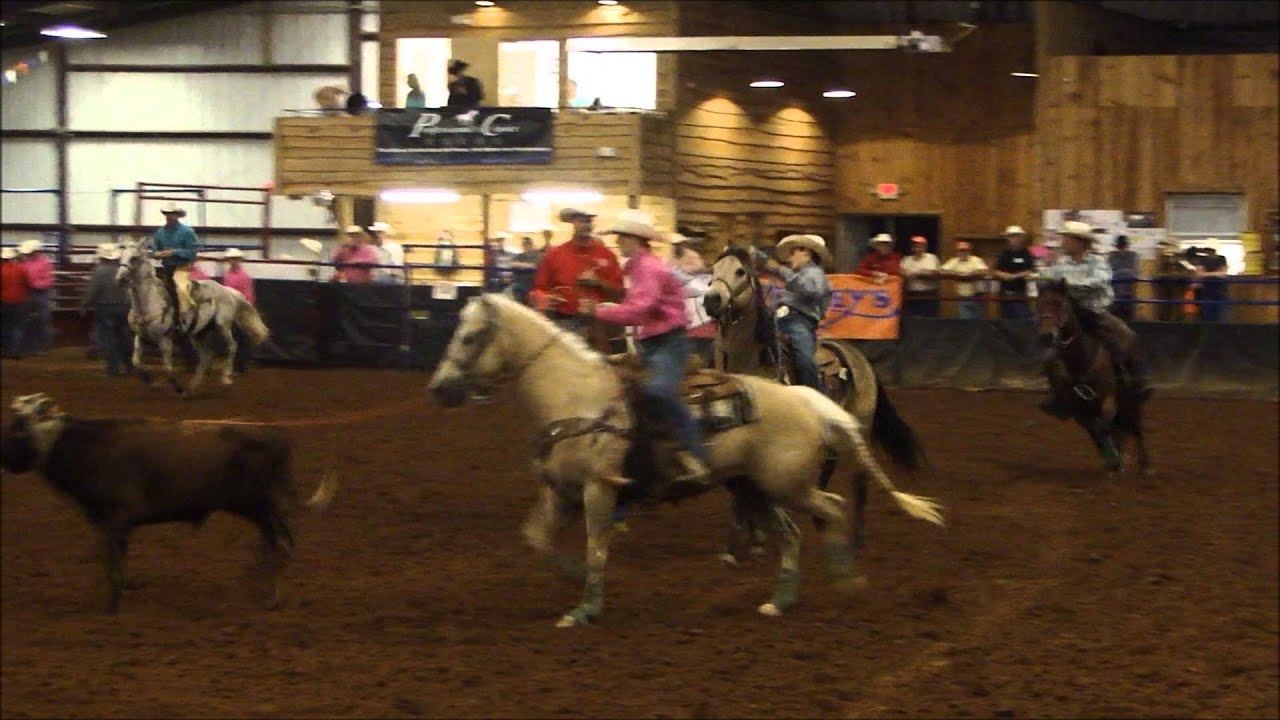 Team Roping Nc High School Rodeo State Finals 2013 Youtube
