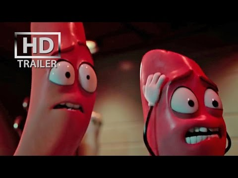 Sausage Party | official trailer #1 (2016) Seth Rogen Jonah Hill
