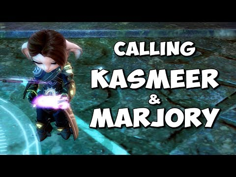 Guild Wars 2: Ambient Dialogue - Thunderhead Peaks Part 2 | Calling Kasmeer & Marjory thumbnail