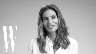 Cindy Crawford Discusses Celebrity Crushes, Her Mole, and the First Time She Did Playboy