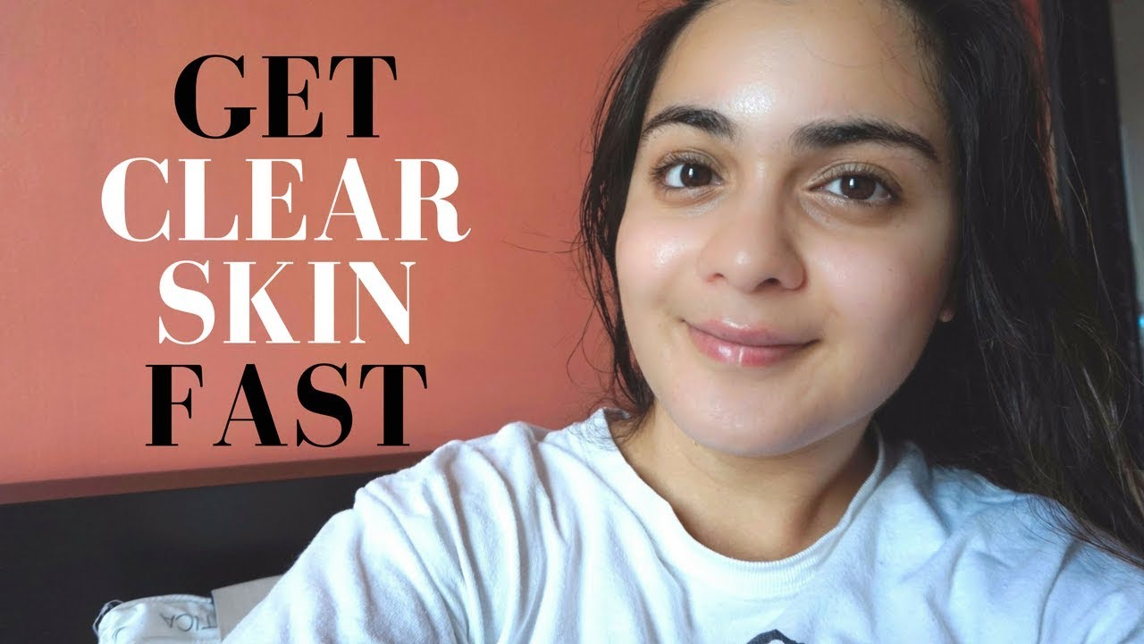 how to get clear black skin naturally