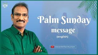 PALM SUNDAY Message at Gateway Church Barnsley | Bro. Edward Williams