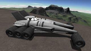 Dynamo! Rapid All-Terrain Transport in Stock Kerbal Space Program
