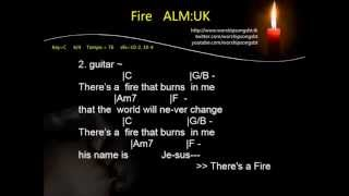 Abundant Life Church ALM - Fire K