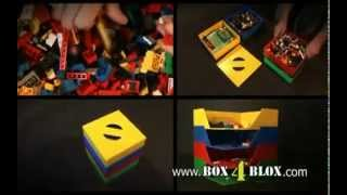 Lego Sorter Box Ideal Lego Toy Storage Organizer To Keep Kids Rooms Tidy