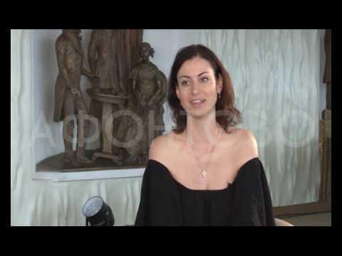 ИНТЕРВЬЮ. Актриса Анна Ковальчук - YouTube