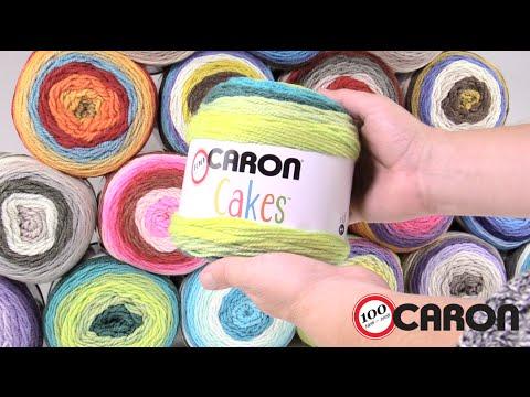 🍰  Caron Cakes Yarn
