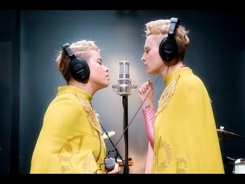 Lucius - Dusty Trails (Live on KEXP)