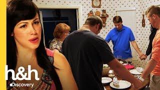 Paola conoce a los padres de Russ | Todo en 90 días | Discovery H&H