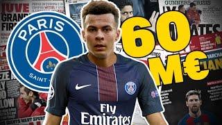 Le PSG offre 60 M€ pour une star de Premier League ! | Revue de presse