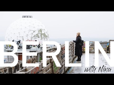 5 PLACES IN BERLIN | With Nina