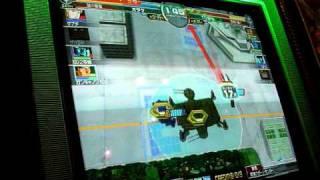 サイド3(模擬戦)にてVS連邦大将 まさかカスタムにあんなものが入ってい...