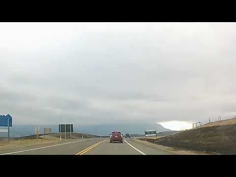 Sept  13, 2017 tour of wildfire damage along Hwy 6