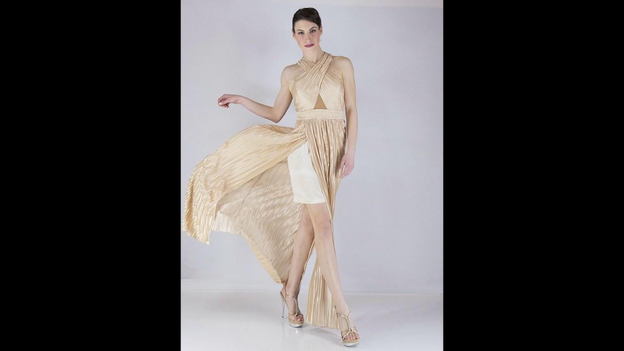 4a7e60089b08 STRASS Βραδινά φορέματα για Γάμο Βάπτιση πολιτικό Γάμο μοντέρνα νεανικά  Πειραιά 2017