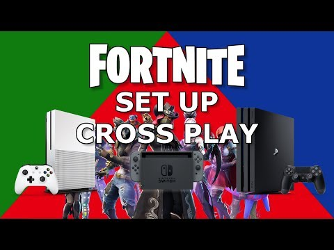 How To Set Up Fortnite Cross Play On The PS4