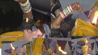 जीतू सपना का आग लगाने वाला डांस    Sapna Dance    Rajasthani New Song 2018    Stage Dance