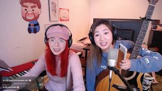 [Archived VoD] LilyPichu | Music with Leslie ft. Albie