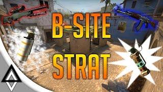 Mirage B Site Strategy / Execute - CSGO