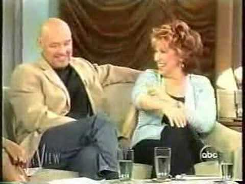 Terry O'Quinn on The View