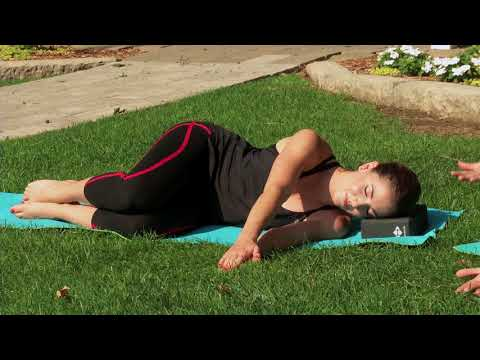 Yoga for Golf: Improve Your Posture