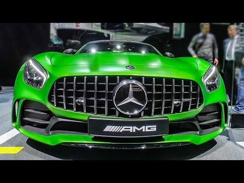 2017 Mercedes AMG GTR - 2017 Geneva Motor Show
