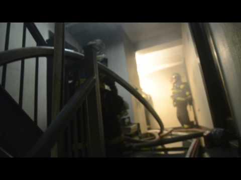 3-alarm Fire Hits