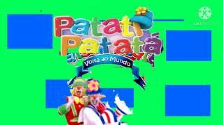 Patati Patatá menu volta ao mundo (feito pôr mim)