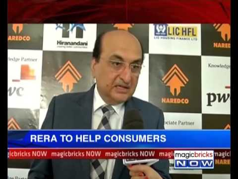 Kishor Bhatija – Regulator will help consumers and cause consolidation – The Property News