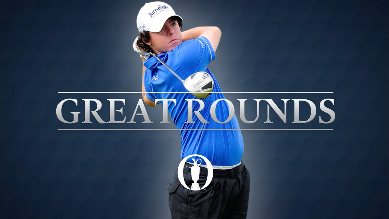 Rory McIlroy at St Andrews | Great Open Rounds